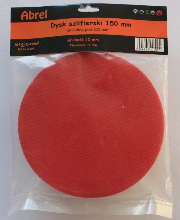 Dyski szlifierskie 150mm