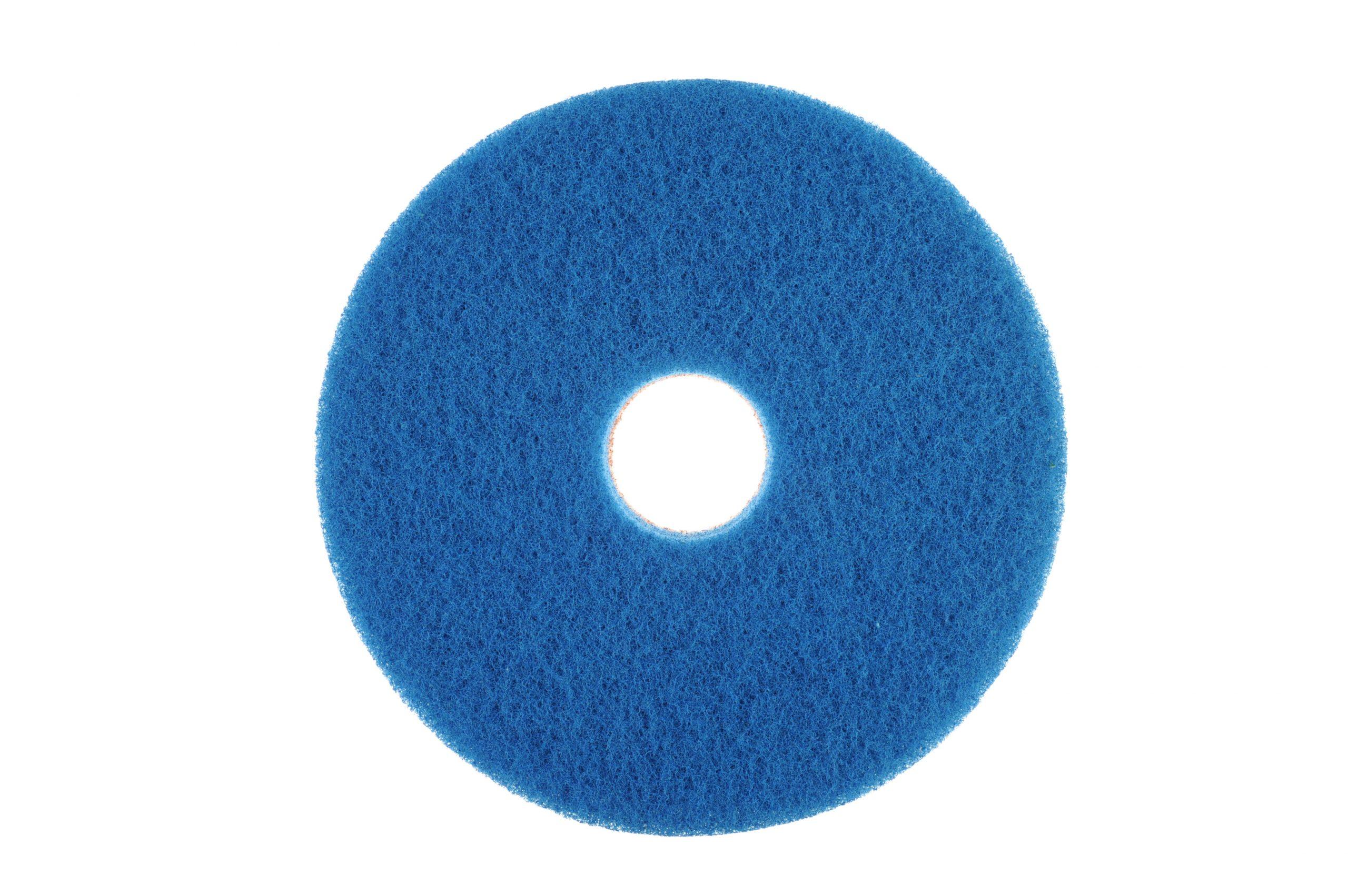 Pad niebieski 406 x 25mm z włókniny