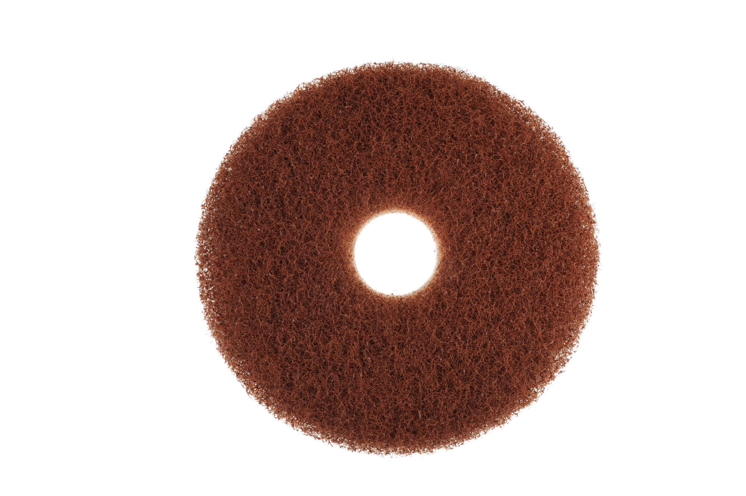 Pad brązowy 406 x 25mm z włókniny