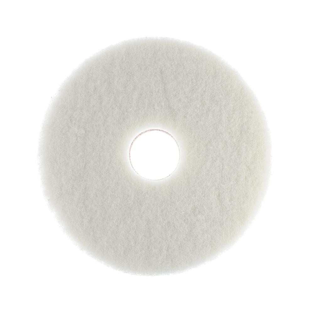 Pad biały gruby 25mm z włókniny